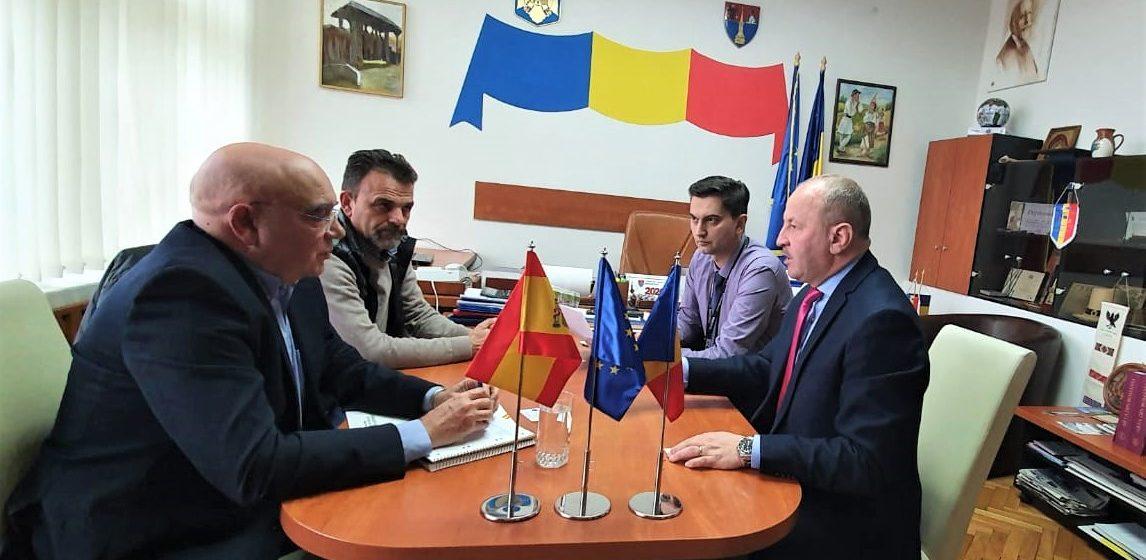 Proiecte pentru Maramureș ale consulului onorific al Spaniei