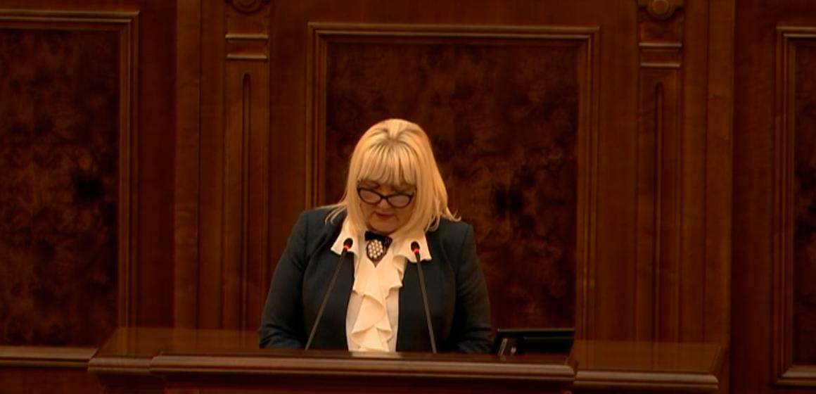 VIDEO | Senatorul PMP de Maramureș Severica Covaciu propune educație pentru mediu