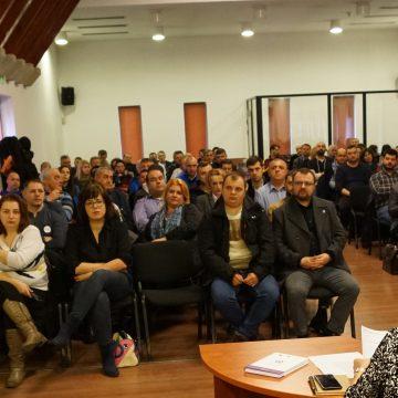 USR: oameni noi pentru Consiliul Local Baia Mare și Consiliul Județean Maramureș