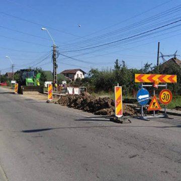 A fost emisă autorizația de construire pentru reabilitarea DJ 186 Valea Izei
