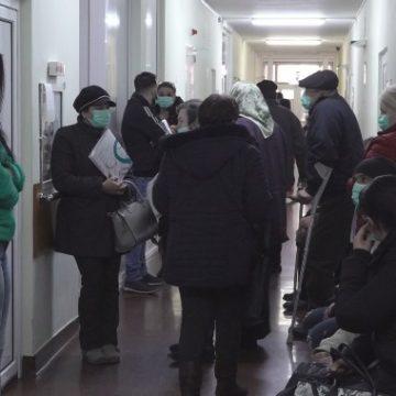 VIDEO | În jur de 30 de internări se fac pe zi la Spitalul de TBC din Baia Mare