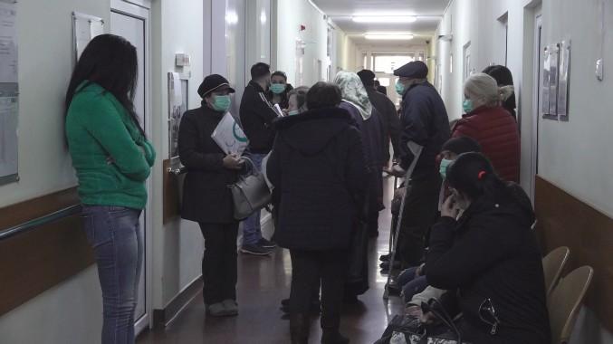 VIDEO   În jur de 30 de internări se fac pe zi la Spitalul de TBC din Baia Mare