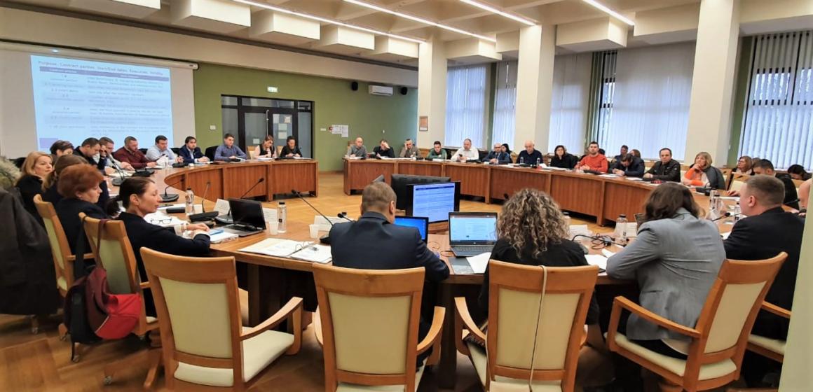 """Sesiune de instruire pentru beneficiarii proiectelor derulate în cadrul POC """"România – Ucraina 2014 – 2020"""""""