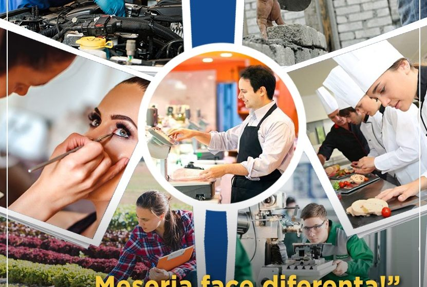 Meseria face diferența – o campanie pentru elevi