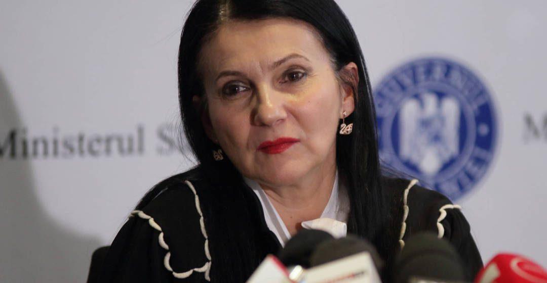 Sorina Pintea – reţinută pentru 24 de ore de procurorii DNA