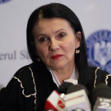 Sorina Pintea, arestata preventiv. Acuzații grave aduse de fiul acesteia pe numele unor alti demnitari politici