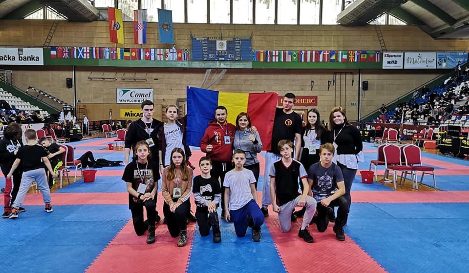 Medalii pentru sportivii de la Ultimate Kickboxing la Cupa Europeană Karlovac