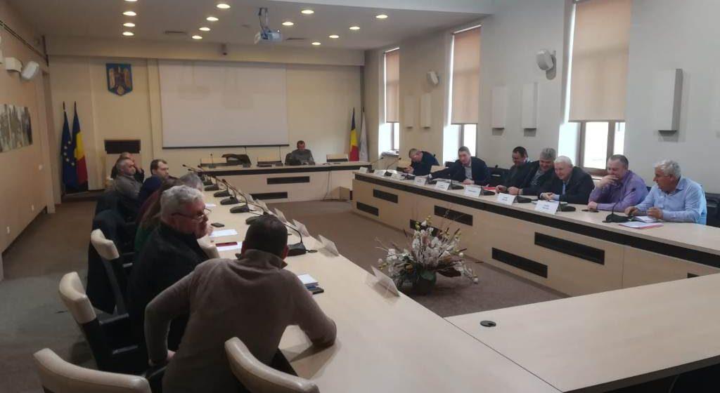 VIDEO | Primarii din Maramureș chemați la instructaj de către ISU Maramureș