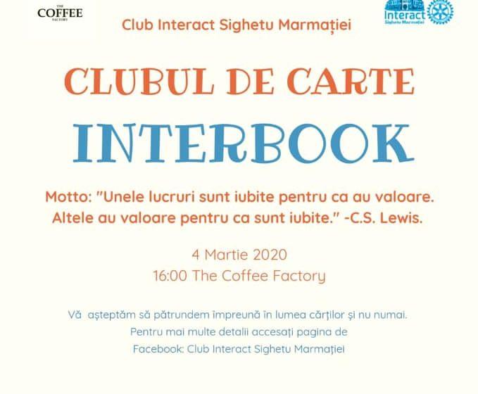 Prima întâlnire a membrilor Clubului de carte  Interbook din Sighet
