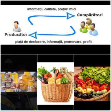VIDEO | Mai mulți producătorii locali din Sighet, dar și din împrejurimi, s-au unit și au format un fel de aprozar virtual