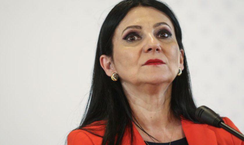 Sorina Pintea a cerut să fie transportată din arest la spitalul Sfânta Maria, invocând probleme de sănătate