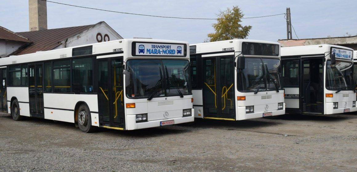 VIDEO | Autobuze suspendate în Sighet în următoarea perioadă