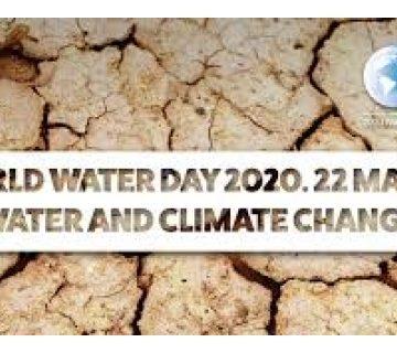 22 Martie 2020 – Sărbătorim Ziua Mondială a Apei ONLINE