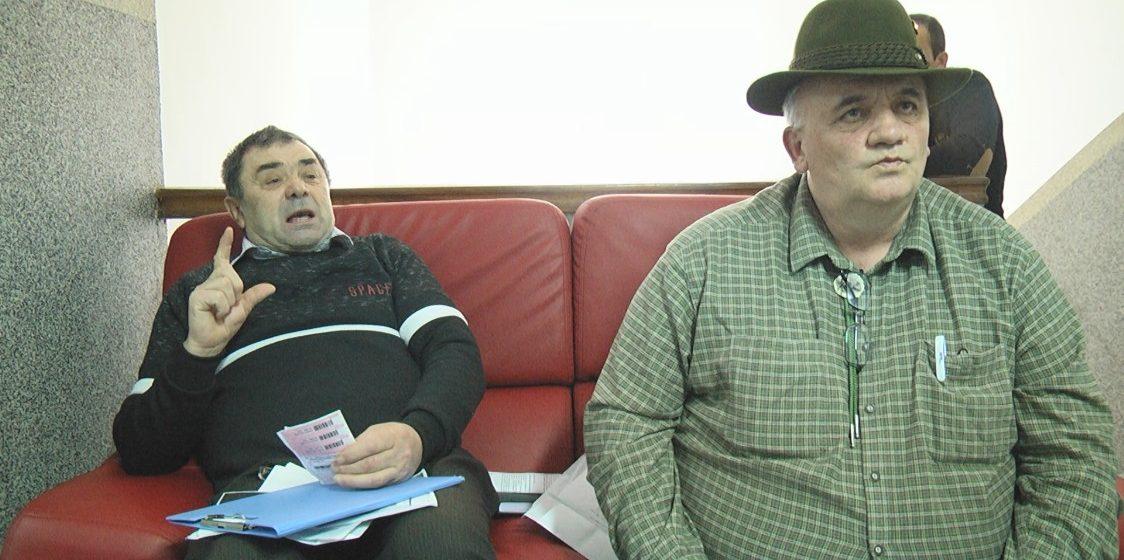 VIDEO   Pensionarii forestieri din Moisei, nemulțumiți de pensiile primite