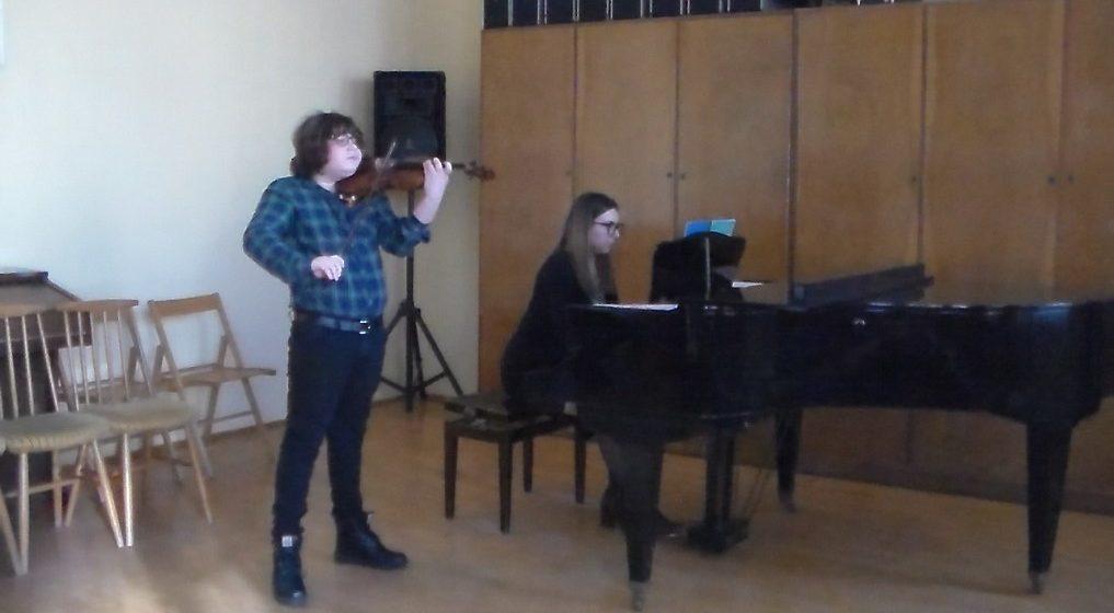VIDEO | Trei sigheteni au participat la faza zonală a Olimpiadei de Interpretare Instrumentală