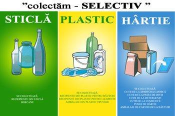 Activități de reciclare și conștientizare privind colectarea selectivă – obiectivele proiectului depus spre finanțare de Consiliul Județean Maramureș