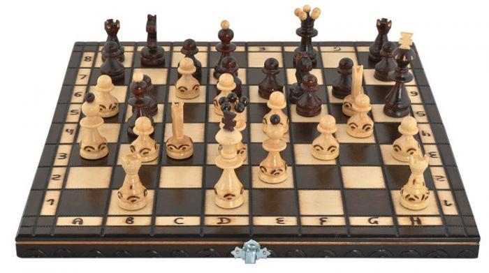 Rezultate frumoase la șah