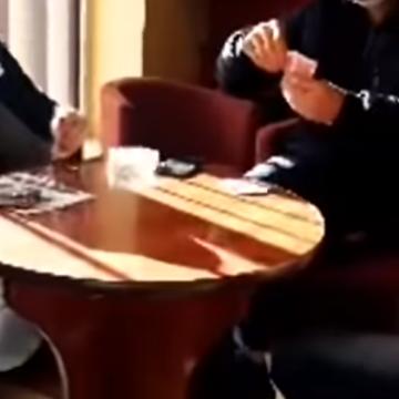 VIDEO | Iresponsabili. S-au apucat să petreacă într-un centru de carantină din Sighet