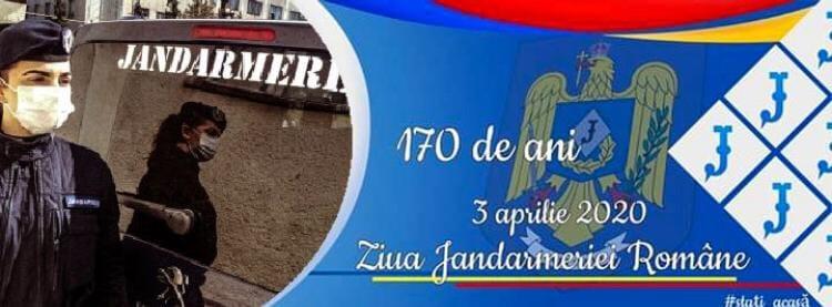 VIDEO | Înaintări în grad, dar și rugăciuni de Ziua Jandarmeriei