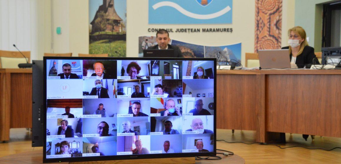 VIDEO | Ce proiecte au mai aprobat consilierii județeni