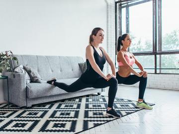 VIDEO | Mișcare acasă, pentru menținerea tonusului muscular
