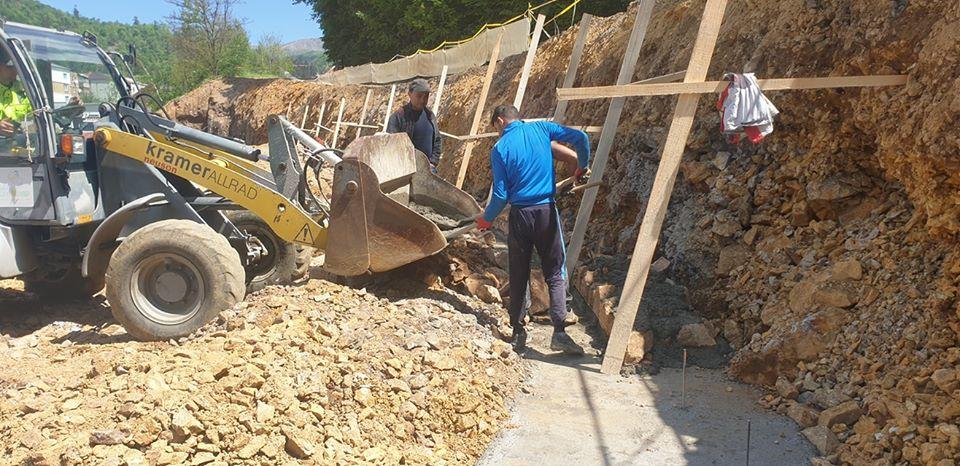VIDEO   Mai multe proiecte în derulare, în orașul Cavnic