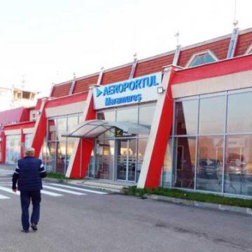 Se reiau, din 22 mai, zborurile la Aeroportul Internațional Maramureș