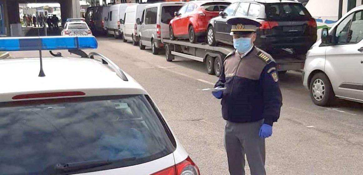 VIDEO | Polițiști de frontieră români la granița dintre Austria și Ungaria