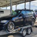 Mașină furată din Belgia, descoperită la intrarea în țară