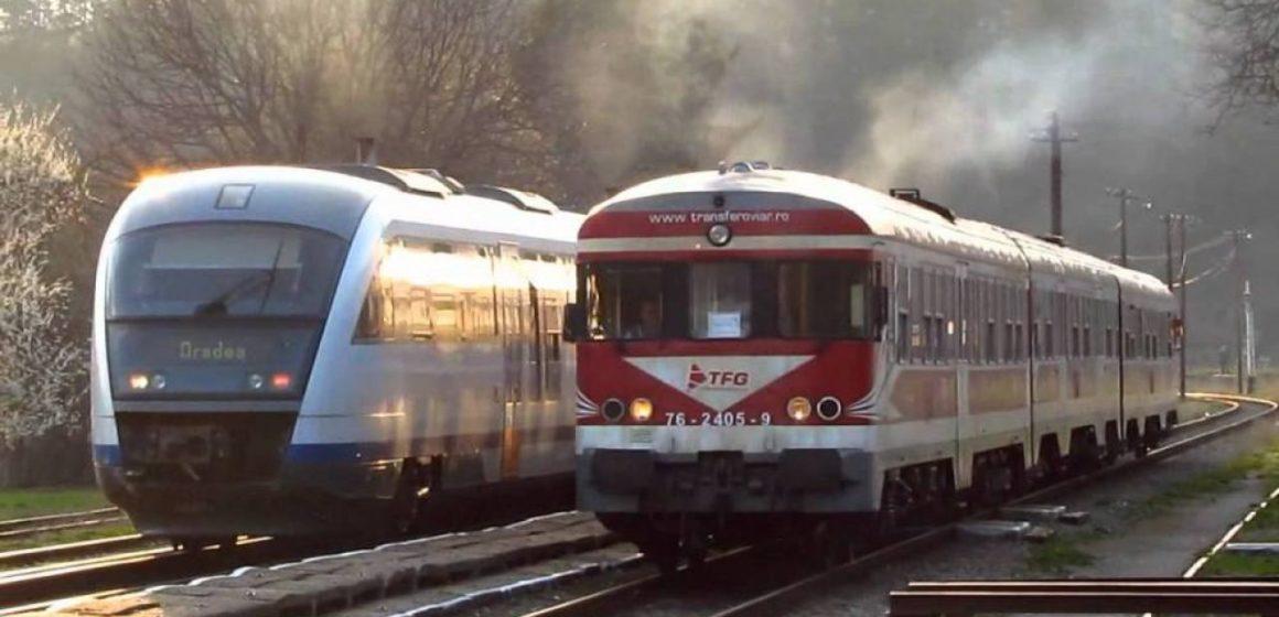 CFR Călători anunță că repune în circulație, din 1 iunie, trenurile suspendate
