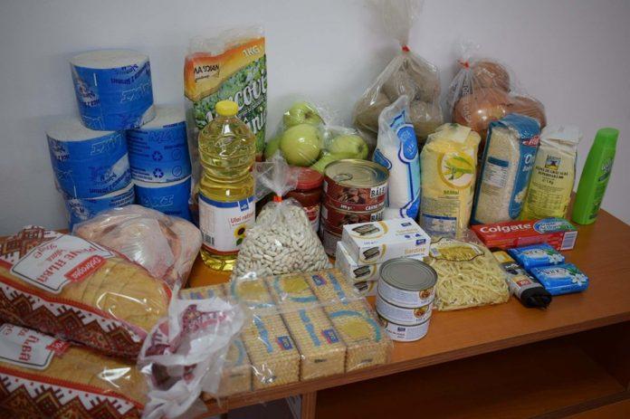Guvernul va acorda 1,18 milioane de pachete cu hrană și produse de igienă persoanelor defavorizate