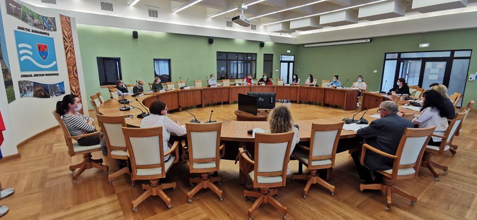VIDEO | Discuții privind metodologia de testare a 50 000 de maramureșeni privind depistarea SARS CoV -2