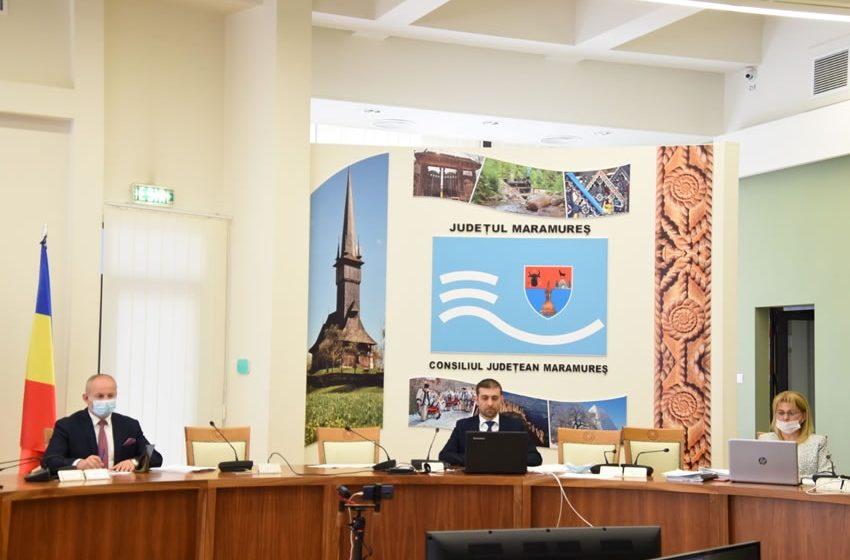 VIDEO   Consiliul Județean Maramureș a alocat 156 mii lei pentru două comunități din județ, afectate de inundații