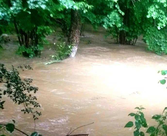 VIDEO   Inundații în Baia Sprie și Șișești
