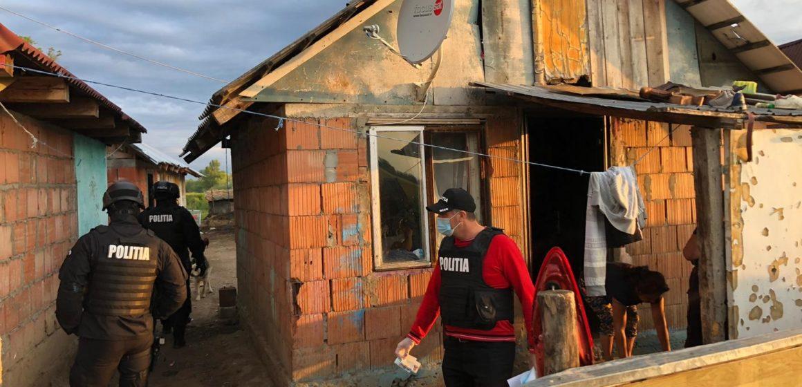 ACTUALIZARE   Percheziții în Maramureș: grupare specializată în trafic de persoane, destructurată