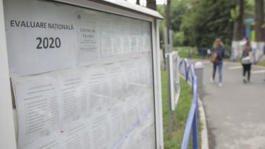 VIDEO | EVALUAREA NAȚIONALĂ: 14 elevi din Maramureș au încheiat examenul cu media generală 10