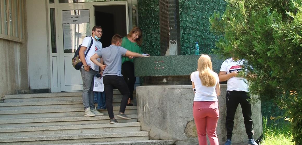 VIDEO | Care a fost promovabilitatea la bacalaureat în Maramureș înainte de contestații