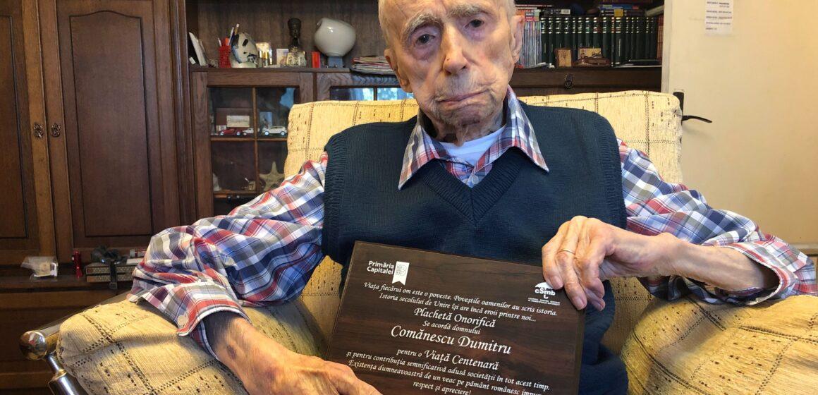 A murit cel mai vârstnic bărbat al planetei, un român