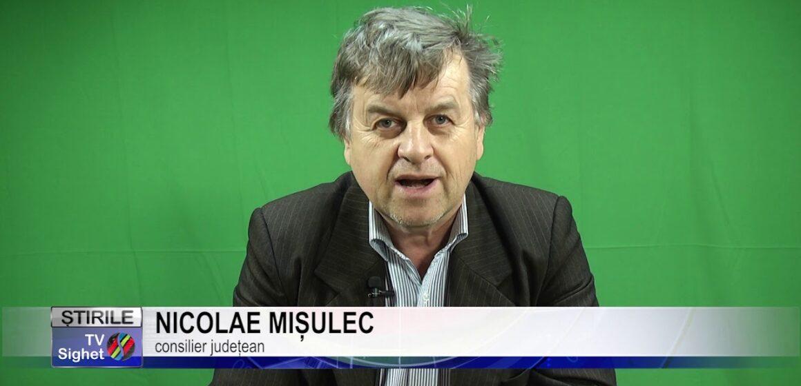 VIDEO | Apel al consilierului județean Nicolae Mișulec, către autorități, pentru a proteja Valea Ruscovei de inundații