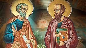 VIDEO | Sfinţii Apostoli Petru şi Pavel, o sărbătoare foarte importantă pentru creștini