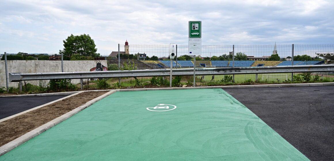 VIDEO | În Baia Mare e încurajată utilizarea mașinilor electrice