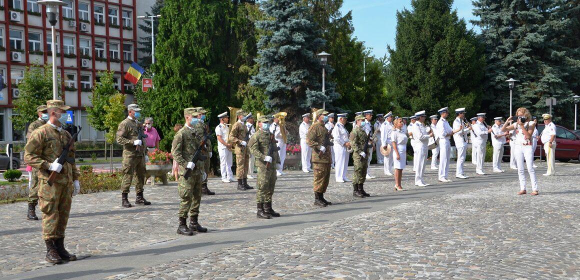 Ziua Imnului Național sărbătorită la Baia Mare