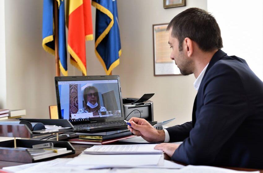 """VIDEO   273 mii lei alocă Consiliul Județean Maramureș pentru dotarea Inspectoratului pentru Situații de Urgență """"Gheorghe Pop de Băsești"""" al Județului Maramureș"""