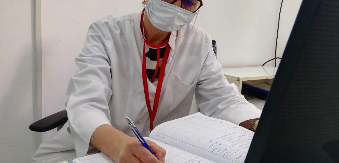 VIDEO   Mii de pacienți cu probleme dermatologice consultați în 6 luni la SJUBM