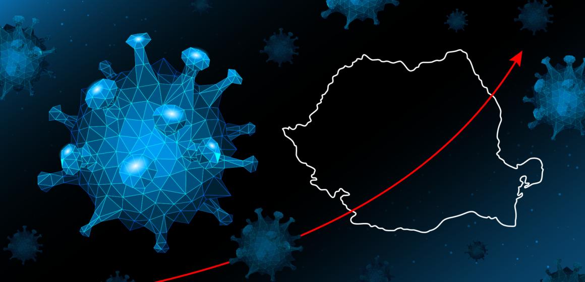 Un nou deces din cauza noului coronavirus, în Maramureș. Bilanț alarmant, de noi cazuri, la nivel național