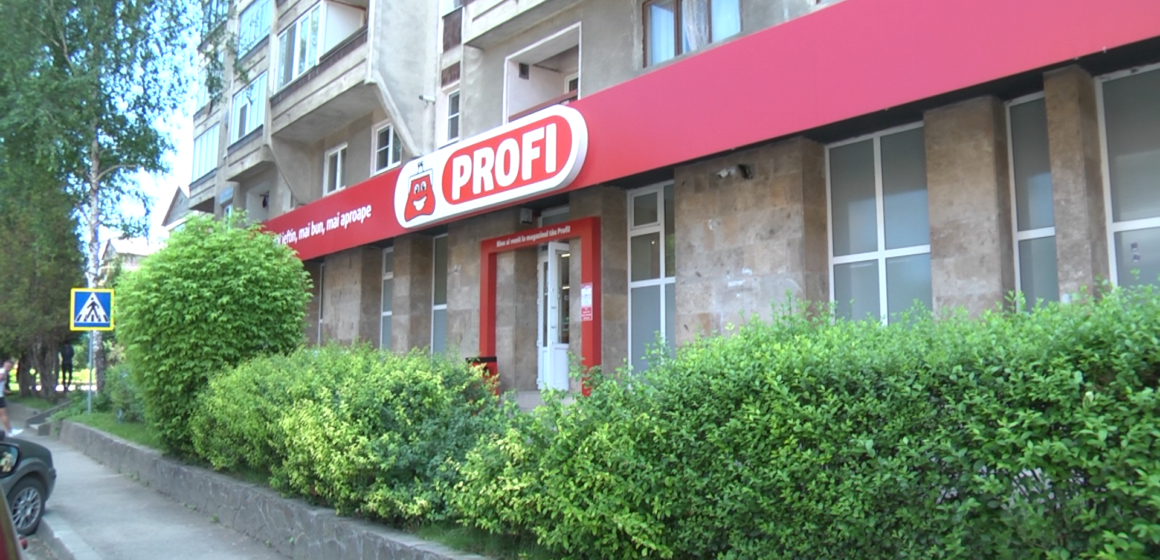 VIDEO | Supermarket deschis non-stop în Sighet