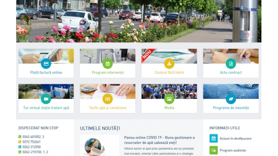 VIDEO | Centrul Fără Hârtii – Un nou portal pentru confortul utilizatorilor serviciilor VITAL S.A.