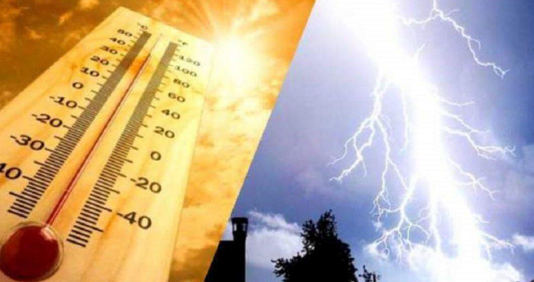 Vremea în luna iulie. ANM a anunţat zonele în care temperaturile vor fi insuportabile și unde va ploua