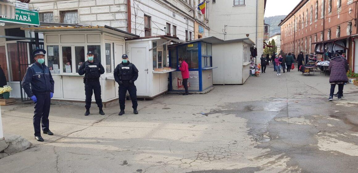 VIDEO | IPJ Maramureș: Acțiuni de prevenire și limitare a infectării cu virusul Covid-19 în zonele aglomerate din județul Maramureş
