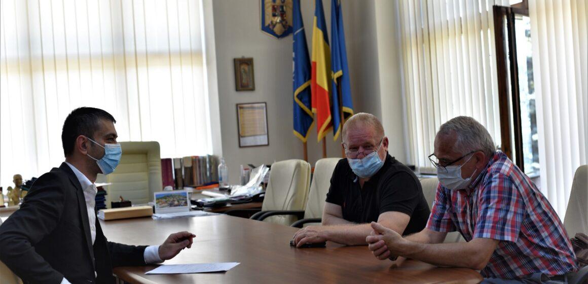 VIDEO | Medicul internist Vasile Bonaț a fost numit director medical interimar al Spitalului Județean de Urgență din Baia Mare